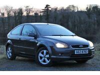 2006 Ford Focus Zetec ★ Petrol ★ New Shape ★ New Timing Belt ★ Cheap Car