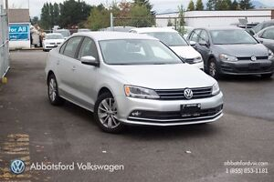 2015 Volkswagen Jetta TRENDLINE+ 2.0L TDI 6-SPEED MANUAL