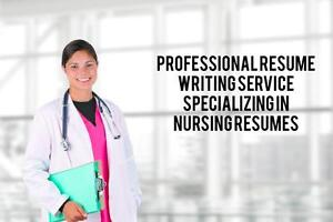 Professional Resume Writing for Nurses