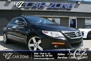 2010 Volkswagen PASSAT CC Rare Highline, Leather, Sunroof