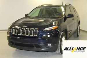 2016 Jeep Cherokee North MAGS-A/C 2 ZONES-CAMÉRA RECUL-GROUPE/HA