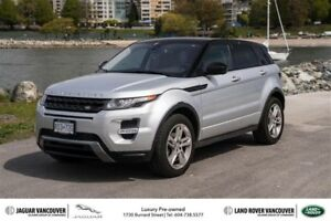 2015 Land Rover Range Rover Evoque Dynamic Tech Package *Certifi