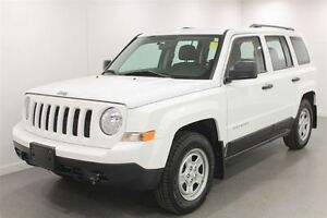 2015 Jeep Patriot 13139 Kms Local Trade PST Paid