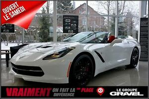 2016 Chevrolet Corvette DEMO Stingray Z51 ** 84 996$**