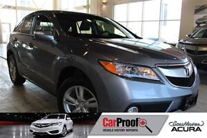2013 Acura RDX All Wheel Drive, Leather, Sunroof, Push button st