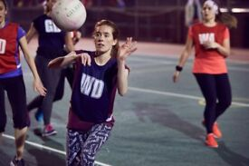 Secure your space in our 2018 Netball leagues!