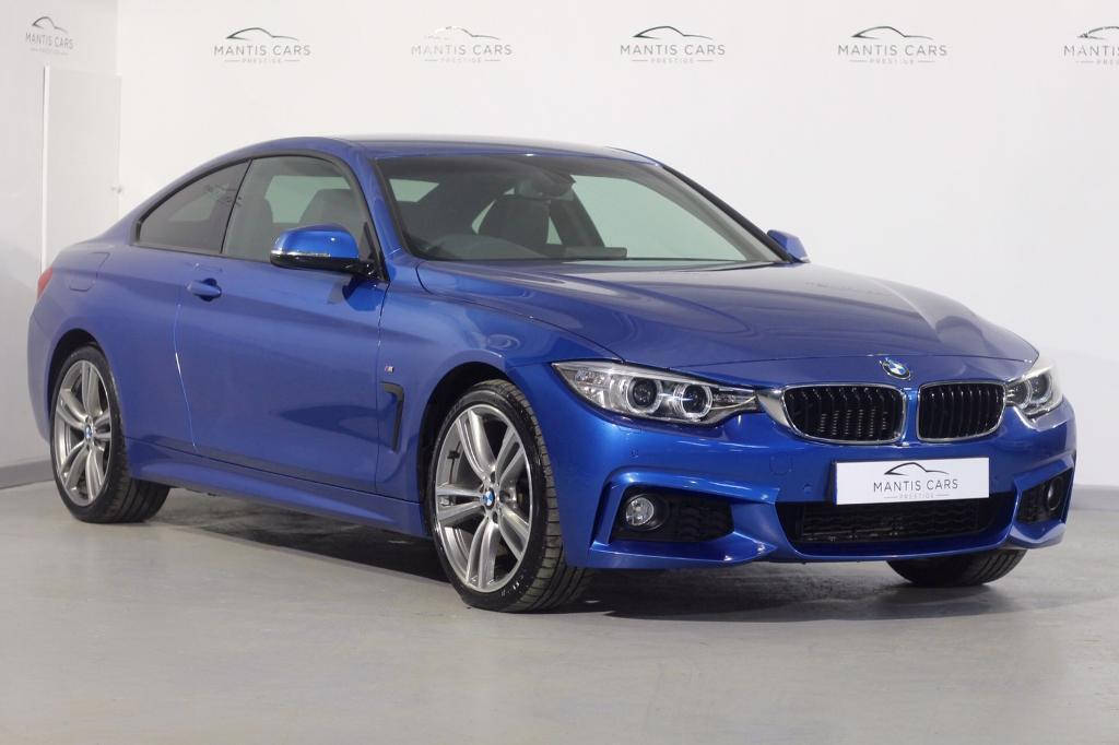bmw 420d xdrive m sport blue professional in norwich norfolk gumtree. Black Bedroom Furniture Sets. Home Design Ideas