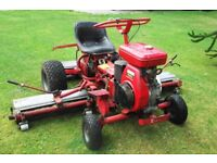 Saxon Lawn Tractor Lawn Mower Ride-On Lawnmower For Sale Armagh Area