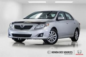2009 Toyota Corolla 4-Door Sedan LE 4A - *Auto* - AC - Seulement