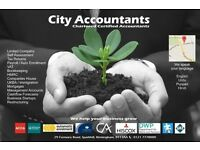 ACCOUNTANT, SELF ASSESSMENTS, TAX ADVICE, BOOKKEEPING, ANNUAL ACCOUNTS, PAYE, VAT RETURNS, PAYROLL