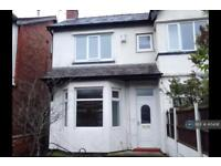 2 bedroom house in Bengarth Rd., Southport, PR9 (2 bed)