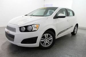 2012 Chevrolet Sonic LT *MAGS + SIÈGES CHAUFFANTS + CRUISE CONTR