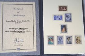 The Queen Mother Great Britain Mint Collection from London Mint Office 1937-1990