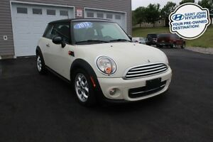 2013 MINI Cooper Cooper! COUPE! LEATHER! SUNROOF! GREAT SHAPE!