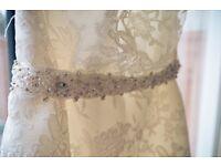 Mori Lee 5268 wedding dress size 16