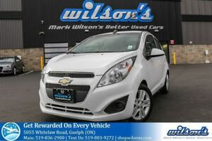 2015 Chevrolet Spark LT HATCHBACK! BLUETOOTH! CRUISE CONTROL! PO