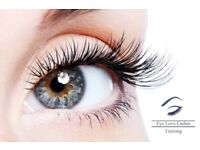 Earn up to £25 per hour working for yourself Lashing! Become an Eyelash Extensions Technician Artist