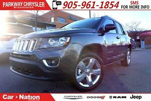 2017 Jeep Compass HIGH ALTITUDE| BRAND NEW| 4X4| NAV| PWR SUNROO