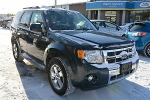 2008 Ford Escape LIMITED AWD, LEATHER, MOONROOF