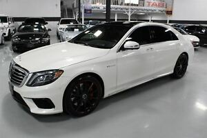 2015 mercedes benz s class 63 amg local car warranty clean