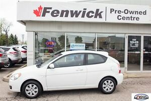 2010 Hyundai Accent GL - Accident Free - Stick Shift