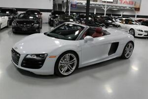 2011 Audi R8 5.2L | CLEAN CARPROOF | NAVIGATION