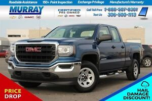 2016 GMC Sierra 1500 *HAIL DAMAGE($7100)*PRICE DROP($3000)*