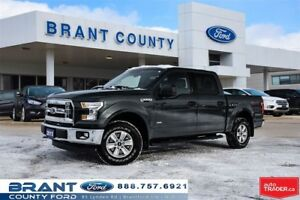 2015 Ford F-150 XLT - ONE OWNER, SOLD HERE, CLEAN CARPROOF!