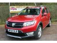 Dacia Sandero Stepway 0.9 Ambiance TCe 5DR (cinder red) 2014