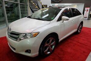 2013 Toyota Venza AWD+CUIR+CAM DE RECUL+TOIT PANO