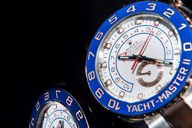 Rolex Watch Yacht Master II 116681