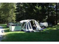 Outwell Wolf Lake 5 2015 Polycotton tent