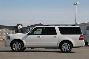 2014 Ford Expedition Max Limited *HAIL DAMAGE($6000)*PRICE DROP  Moose Jaw Regina Area image 3
