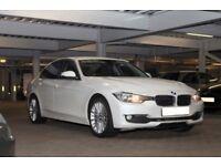 2012 BMW 320d Luxury with upgraded Professional Media, £30tax, FSH, MOT-DEC,18 HPI Clear, Cheap car.