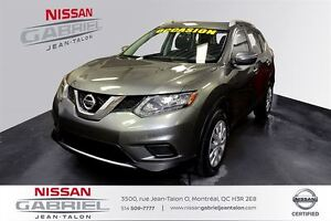 2014 Nissan Rogue S AWD ROGUE S AWD ONE OWNE NEVER ACCIDENTED