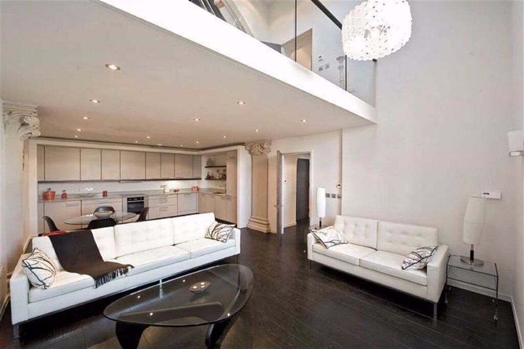 2 beds CHURCH CONVERSION, MODERN DECOR, SMART KITCHEN, SPACIOUS THROUGHOUT, WELL PROPORTIONED