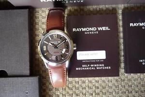 BRAND NEW Raymond Weil Freelancer 2730-STC-05707 Watch London Ontario image 3