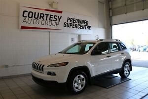 2015 Jeep Cherokee Sport | 5.0 Touchscreen UConnect System