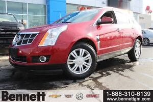 2012 Cadillac SRX Premium - AWD, Heated front and rear seats, an