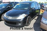 2008 Nissan Versa 1.8S**MAGS 16PO + MAGS PNEUS D'HIVER**