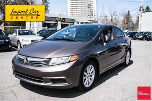 2012 Honda Civic EX PRICE REDUCED!!  CALL.