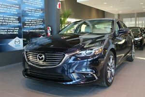 2016 Mazda MAZDA6 GT + NAVI NEW VEHICLE + LEATHER