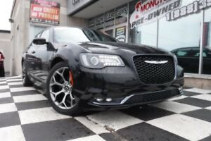 2016 Chrysler 300 S | Panoramic Sunroof | Backup Camera |