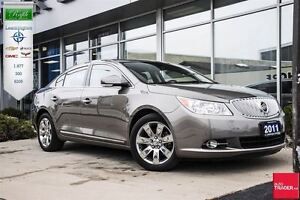 2011 Buick LaCrosse 2011 BUICK LACROSSE CXL FWD 6 V6 LEATHER, PA