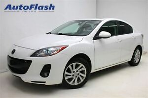 2012 Mazda MAZDA3 GS * 2.0L Skyactiv * Cuir/leather * Toit/roof