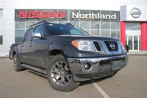 2015 Nissan Frontier 4X4/Bluetooth/Leather/Heated Seats
