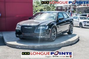 2017 Chrysler 300 S TOIT - CUIR - BLUETOOTH- PANORAMIQUE - JANTE