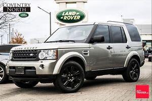 2013 Land Rover LR4 LUX