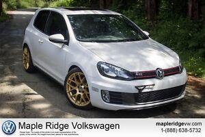2013 Volkswagen Golf GTI 3-Door (M6)