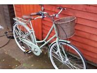 New Dutch style town bikes
